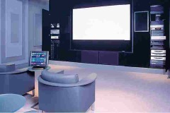 Crestron-multi-room-touchpanel-video-audio